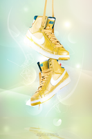 Nike Shoes by xXxgraphics