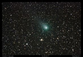 Comet Garradd by CapturingTheNight