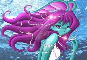 Neopets: AquaPearl by Precious-Love