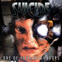 Suicide Cd cover art by Cinar