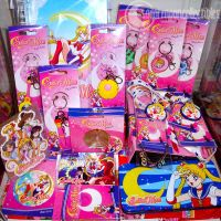 Sailor Moon GE Merchandise Toys Shelf by onsenmochi