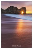 Durdle Door Star by SebastianKraus