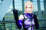Nina Williams IV by Nebulaluben