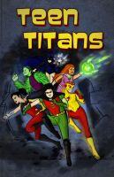 Teen Titans by thewipeout