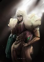 Samus by wacalac