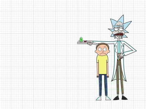 Rick And Morty by OCPhantom