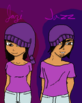 Jazi and Jazz by Jazzds