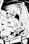 TF ongoing 27 inks Cover by MarceloMatere