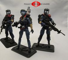 Female Viper Squad Leader Product Shot 1 by phantro