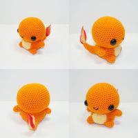 Charmander by Heartstringcrochet
