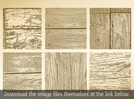 Distressed Wood PS Brushes by PhotoshopIsland