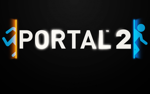 Portal 2 Wallpaper (1440x900) by gamma097