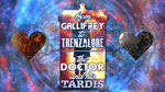 From Gallifrey to Trenzalore by IridescentCatalyst