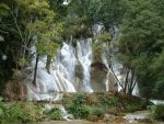 Laos waterfall by MONKEYCOOGEE