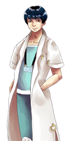 Some doctor guy by Eggnunguin