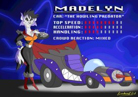 Breakout Stars Racing - Madelyn by BreakoutKid