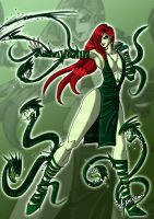 Poison Ivy Concept by ADL-art