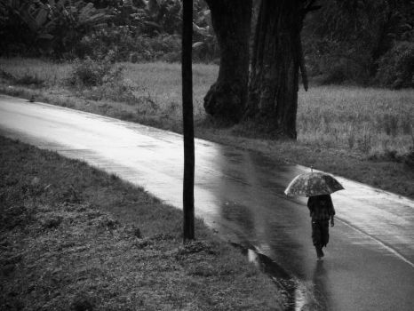 walking_alone by simo2409