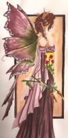 Amy Brown Fairy by AmyLou31