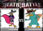 DM Darkwing Duck vs Agent P by Gameguy007
