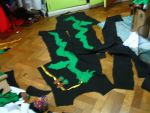 Syaoran  (ver clamp in wonderland) W.I.P by Die-Rose