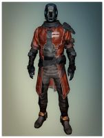 Destiny Character by ODST934