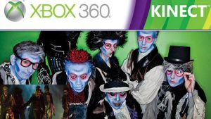 Kinect: Ghoulmaster Ghost by spottedparr