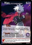 Disgaea: Netherwar Card Game - Mao by masterage