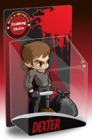 DEXTER iPhone- iTouch wall by Area-44