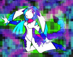 P I X E L A T E by Inkblot-Rabbit