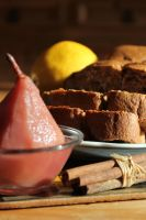 Stoofpeertjes Cake: A Dutch classic with a twist by e-Sidera