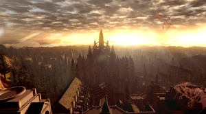 Dark Souls: The City of the Gods 1 by CyRaX-494