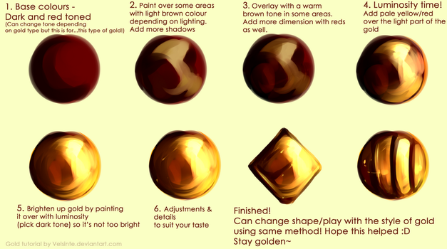 Tutorial - Gold by Velsinte
