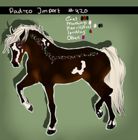 420 free Padro import - common by KimboKah
