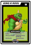 Smash Card King K Rool by birdman91