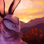 Autumn Icon - Mahu by thornwolf