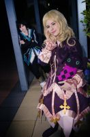 Tales of Xillia: The arrival by Emiko-Sakura