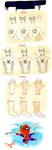 TUTORIAL: How to Draw Webs by PATATANEJO