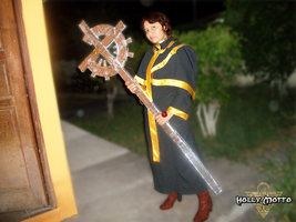 Cosplay Teito Klein by HollyMotto