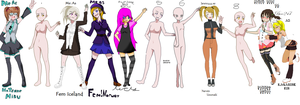 Cosplay Collab Closed by Anime-Base-Creator