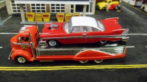 '38 Ford Hauler With Christine by hankypanky68