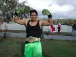 Little Mac is the champ! by Moogleborg