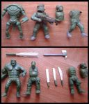 Fallout Miniatures Wip by arti32167