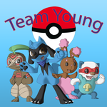 Team Young Cover by CrisPokeFan
