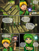Legend of Zelda fan fic pg33 by girldirtbiker