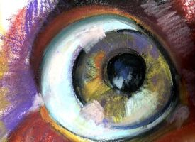 another eye by BaltaNeagra