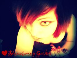 .Strawberry. .Gashes. by and-we-danced13