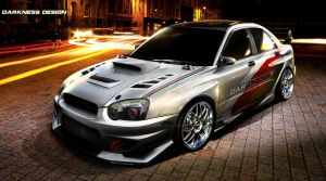Darkness Design - Impreza by DarknessDesign