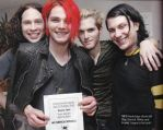 MCR and their smiles by alamniezmusilaxd