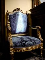 Blue Chair 3 by Lizzie-Bitty